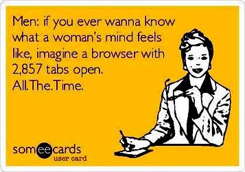 Men - Now Do You Understand?